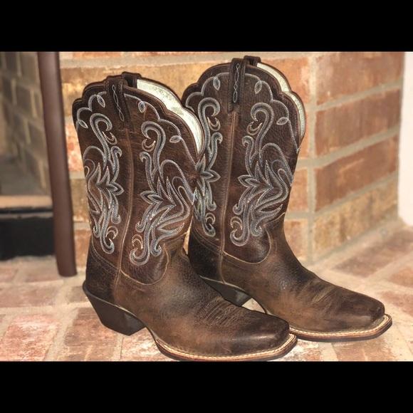 Ariat Womens Legend Cowboy Boot
